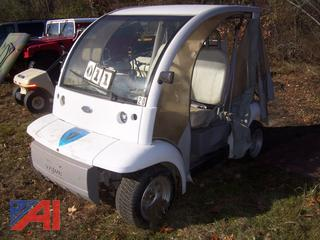 2002 Ford Think Neighbor Car