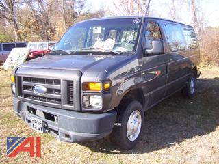 2008 Ford E350 XL Super Duty Van