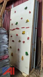Rock Climbing Wall Boards