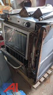Blodgett Double Door Electric Oven