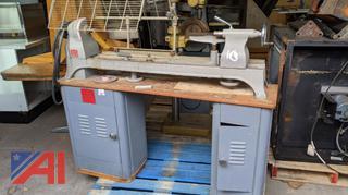 J-Line Wood Lathe