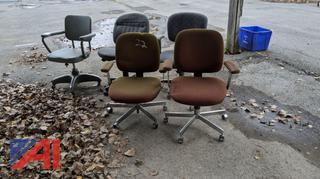 School Desks & Office Chairs