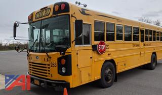 2012 Blue Bird All American D3FE School Bus