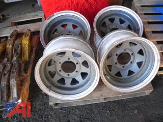 Steel Rims For Chevy Vehicles