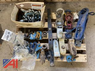 Assorted Hitch Parts