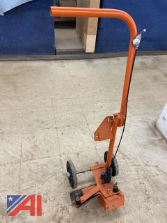 Cutquick Cart for Stihl Cut-off Saw