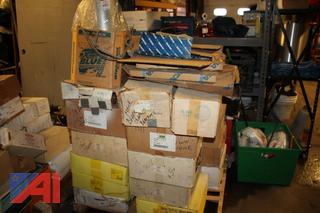 Various Boxes of Auto Parts