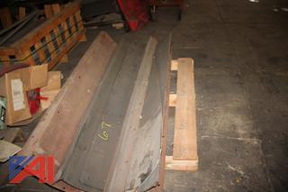 Various Plow Parts