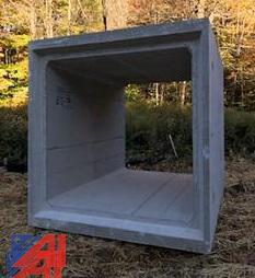5' x 5' Precast Box Culvert Section