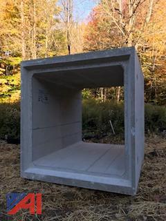 5' x 5' Precast Box Culvert Section