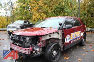 2016 Ford Explorer SUV/Police Interceptor