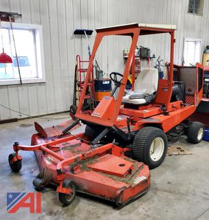 1993 Jacobsen Turf Cat T423D 6' Mower