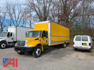 2008 International 4300 Box Truck