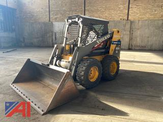 2008 Volvo MC80B Skid Steer Loader