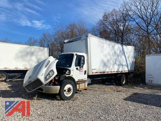 2008 Freightliner M2106 Box Truck **Parts Only**