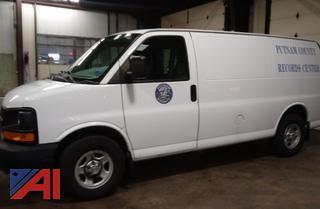 2008 Chevy Express 1500 Cargo Van