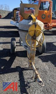 Stow Cement Mixer