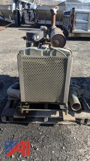 John Deere Military Diesel Engine