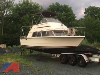 1980 Carver Mariner Boat