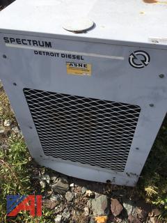 1998 100 KW Spectrum Natural Gas Generator