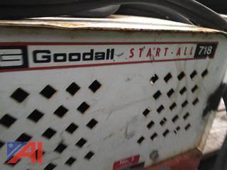 Goodall Start-All 718 Engine Starting System