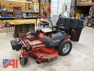 2004 Ferris IS3000 Mower with Bragger and Weights