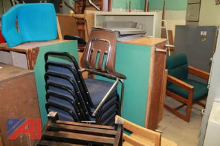 (#4) Misc. Furniture