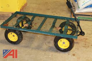 (#7) 2' x 4' Little Wagon