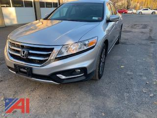 2015 Honda Crosstour EX-L 4 Door Sedan