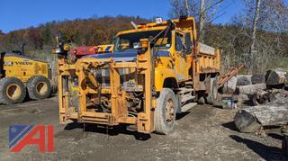 2003 International 2574 Dump Truck