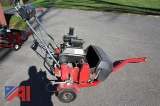 "Toro Greenmaster 1600 26"" Walk Behind Mower"