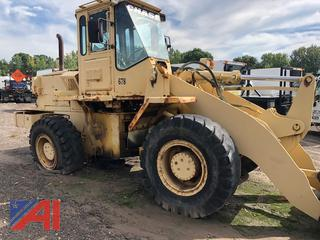 1999 Samsung SL120-2 Wheel Loader