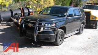 2016 Chevy Tahoe SUV/Police Vehicle