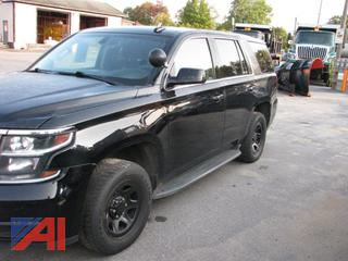 REDUCED BP 2017 Chevy Tahoe SUV/Police Vehicle