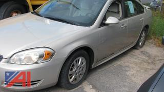 2009 Chevy Impala 4 Door Sedan