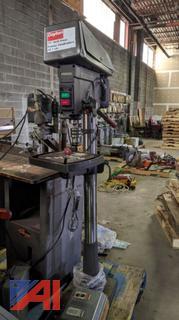 """Dayton Floor Model 17"""" Drill Press"""