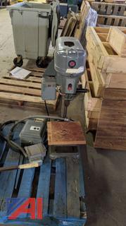 Delta Rockwell Bench Model Drill Press