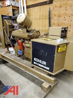 Kohler Fast Response 150 KW Generator