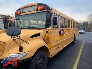 (#303) 2009 International 3000 School Bus