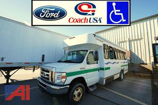 2012 Ford E450 Coach Starcraft Mid Size Wheelchair Bus/211
