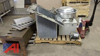 Stainless Steel Hood & Ansul System