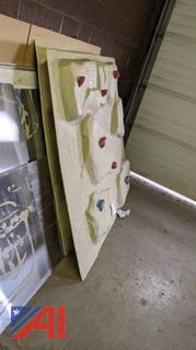 Playground Climbing Wall Panels