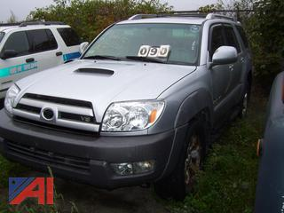 2003 Toyota 4Runner SUV