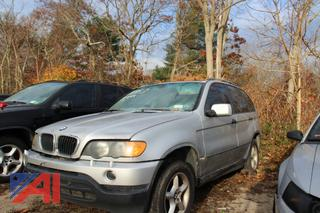 2001 BMW X5 SUV