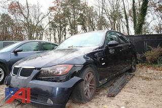 2008 BMW 328 Sedan
