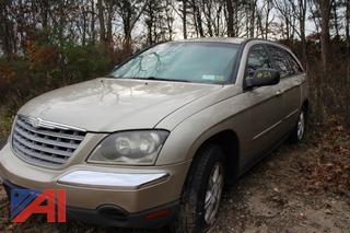 2006 Chrysler Pacifica Wagon