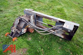 Case Alitec #CM12LF Asphalt Milling Head Attachment for Skid Steer