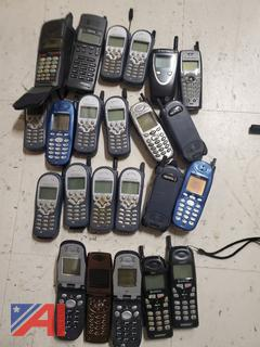 Antiquated Cell Phones