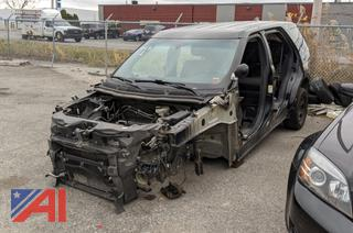 2016 Ford Explorer SUV/Police Package (Parts Only)