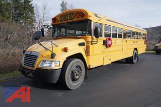2009 Bluebird Vision Full Size School Bus/129